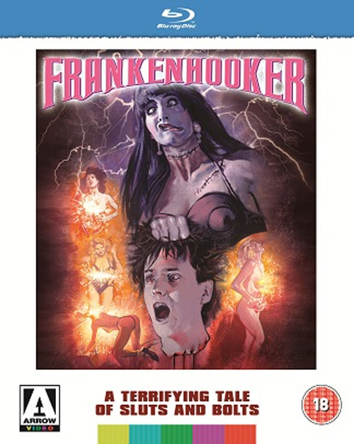 Frankenhooker UK Blu-Ray