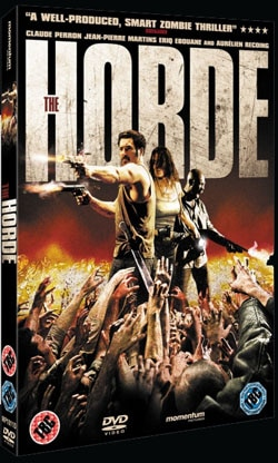 The Horde on DVD
