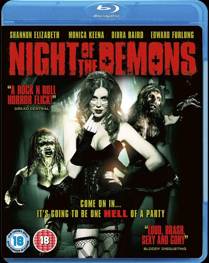 Night of the Demon on DVD