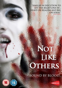 Not Like Others UK DVD