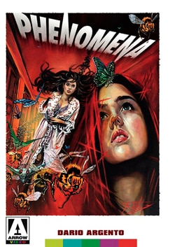 Phenomena UK Blu-ray