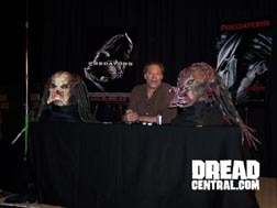 Greg Nicotero and Predators