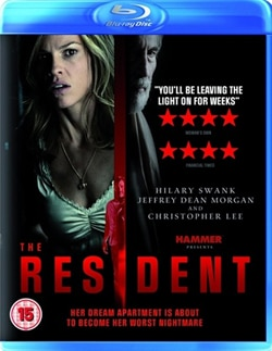 The Resident UK Blu-Ray