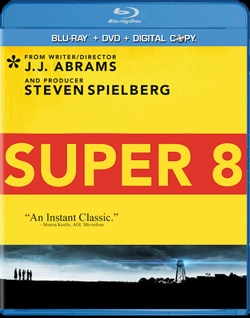 Super 8 on Blu-ray and DVD