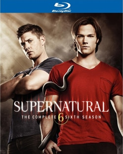 Supernatural: The Complete Sixth Season (Blu-ray / DVD)