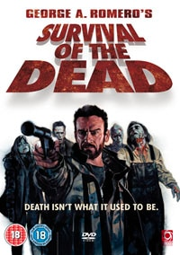 Survival of the Dead UK DVD Review