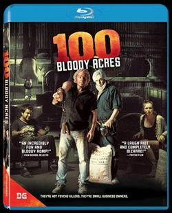 100 Bloody Acres (Blu-ray / DVD)