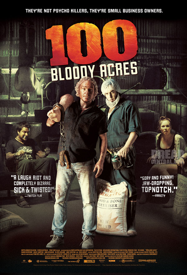 100 bloody acres - Exclusive: Cameron and Colin Cairnes Talk 100 Bloody Acres and More