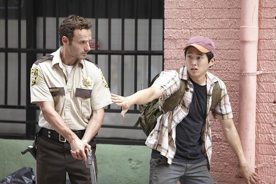 Pictures from The Walking Dead on AMC TV - Ep 104