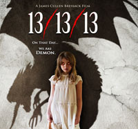 Artwork and Trailer for The Asylum's 13/13/13