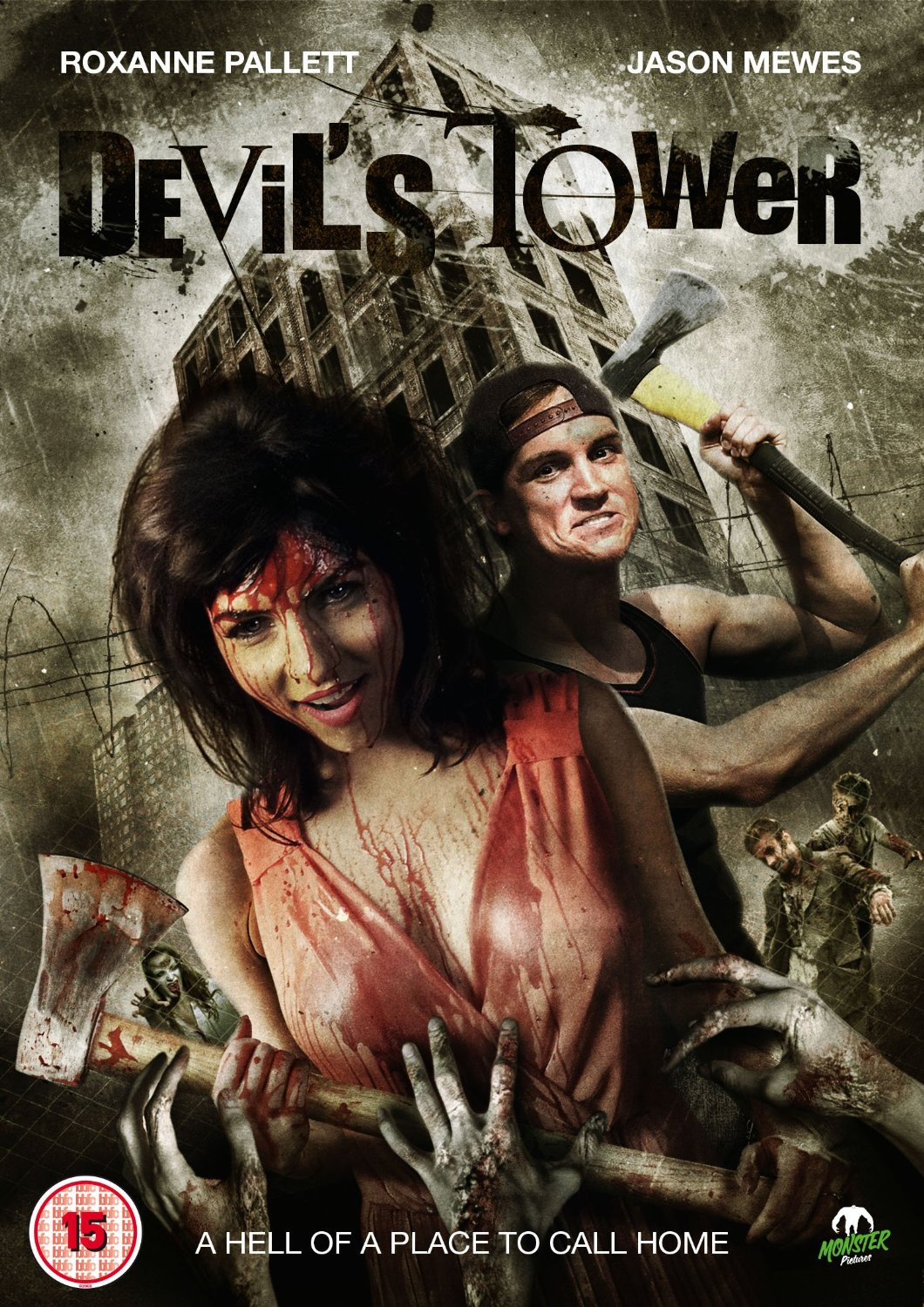 Devil's Tower UK DVD Review