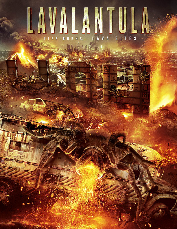 Lavalantula - Mike Mendez Releasing His Lavalantula