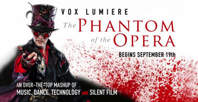Vox Lumiere's The Phantom of the Opera