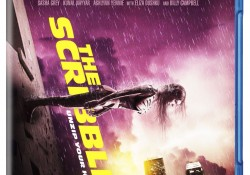 The Scribbler Blu-ray