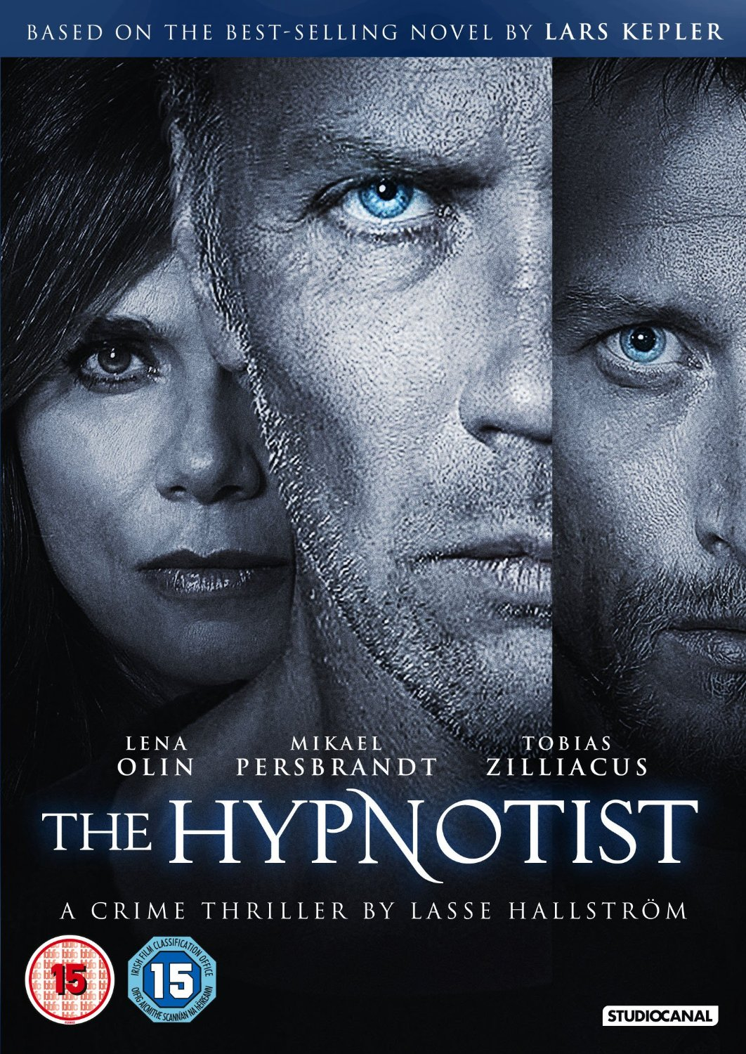 The Hypnotist UK DVD