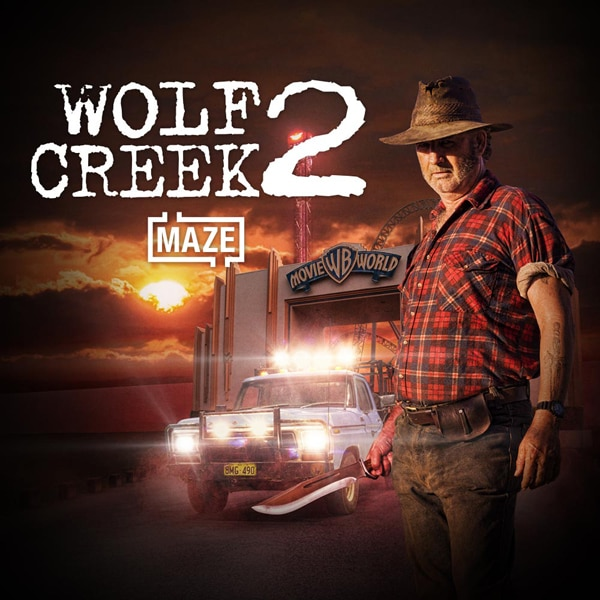 Wolf Creek 2 Halloween Maze