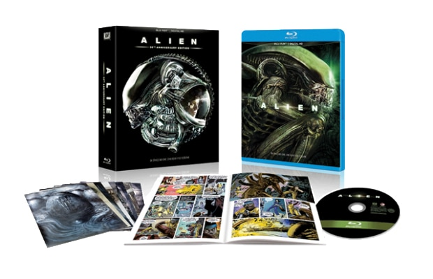 Alien 35th Anniversary Box Set