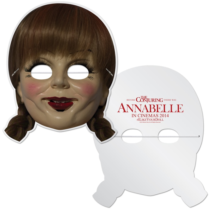 Annabelle Contest
