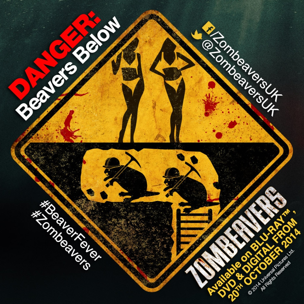Zombeavers UK Danger