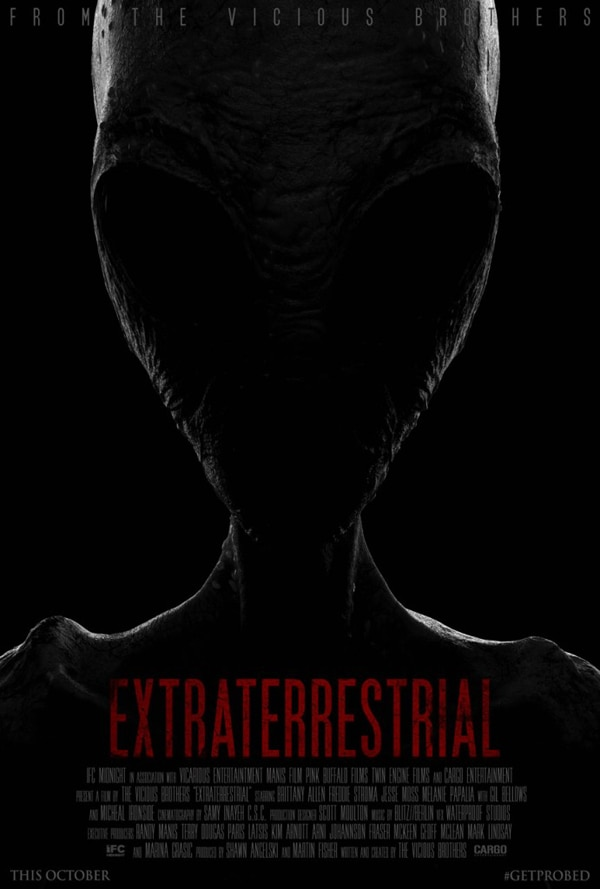 extraterrestrial poster - Exclusive: Extraterrestrial Cast and Crew Talk Bringing Aliens to Cinematic Life