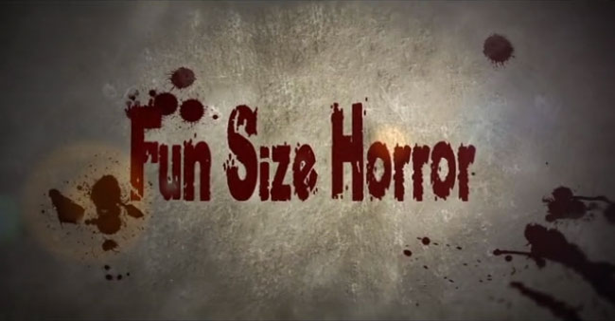 fun size horror - Fun Size Horror Coming this Halloween