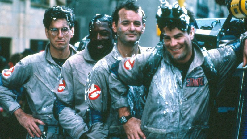 ghostbusters2 - Dan Aykroyd Looking to Reboot Ghostbusters Franchise in a Big Way