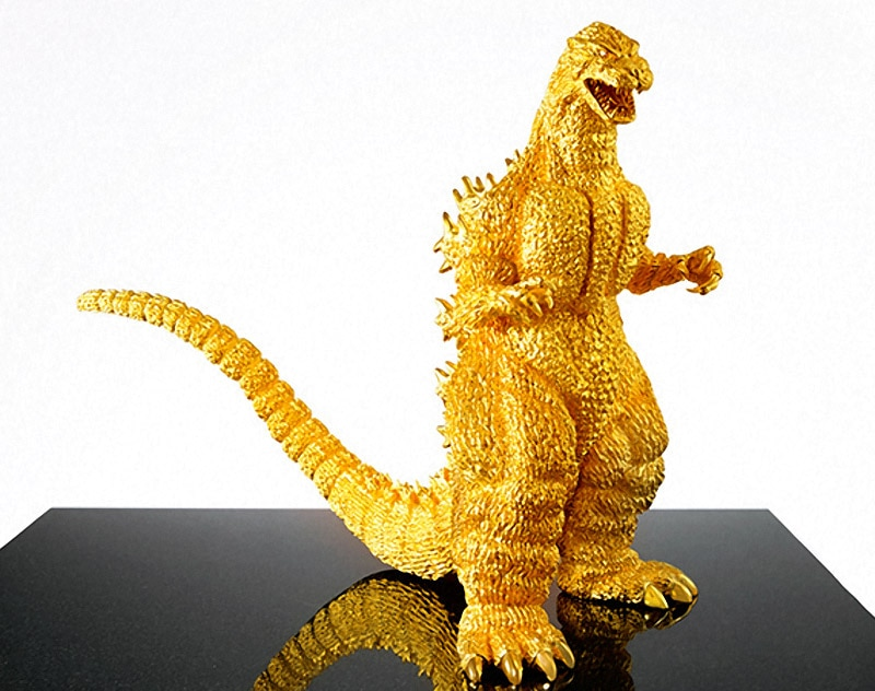 The Most Expensive Godzilla Collectible Ever Made Dread