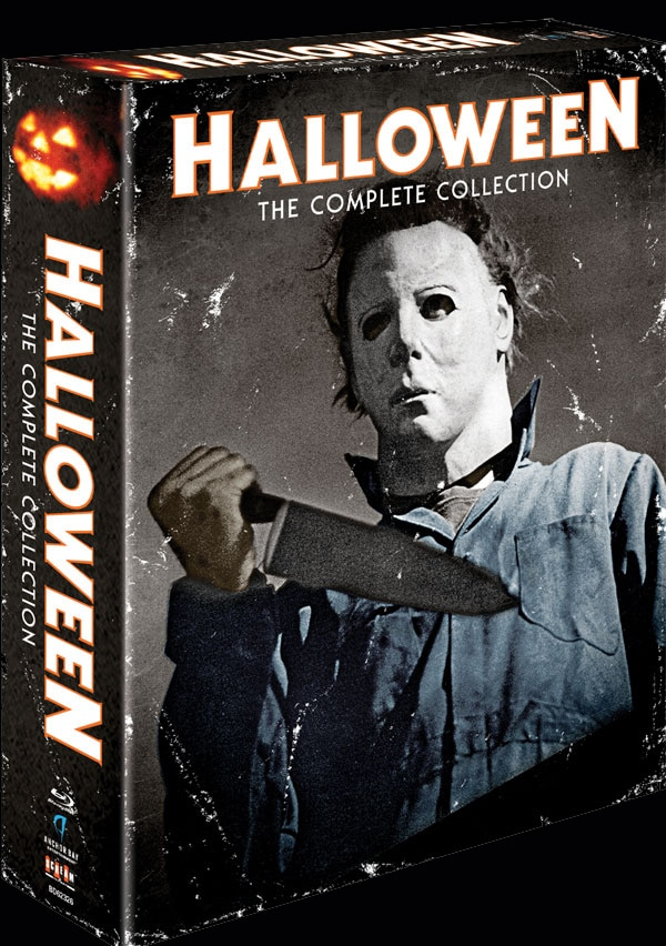 Halloween: The Complete Collection (Blu-ray) - Dread Central