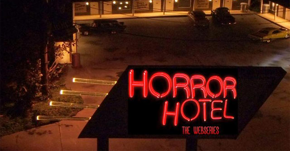 Horror Hotel Web Series
