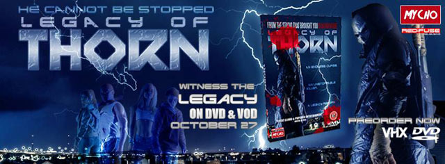 MJ Dixon's Legacy of Thorn Arriving on UK and US DVD/VOD October 27th