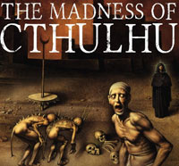 madnessofcthulhus - Titan Releasing Lovecraft-Inspired Anthology The Madness of Cthulhu in October