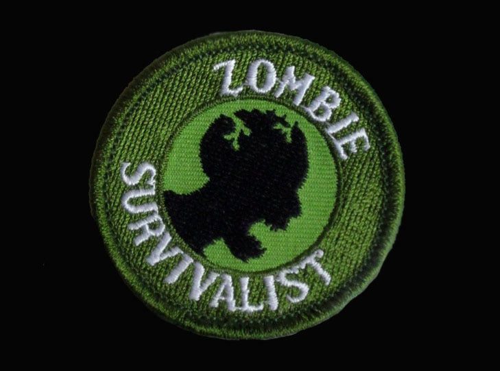Zombie Merit Badge