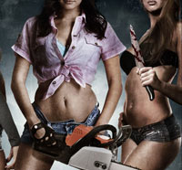 First details on Paranormal Sorority
