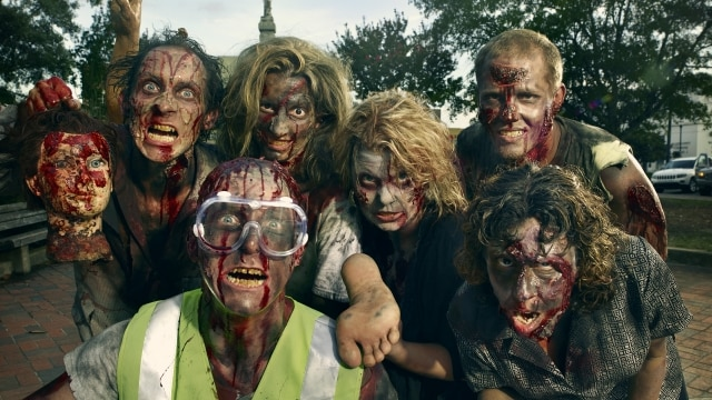 Syfy's Town of the Living Dead