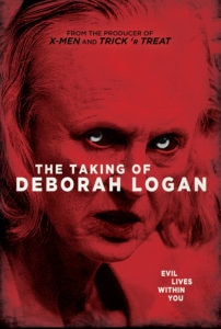 taking of deborah logan 202x300 - Terror Films to Re-Release Possession Shocker THE TAKING OF DEBORAH LOGAN