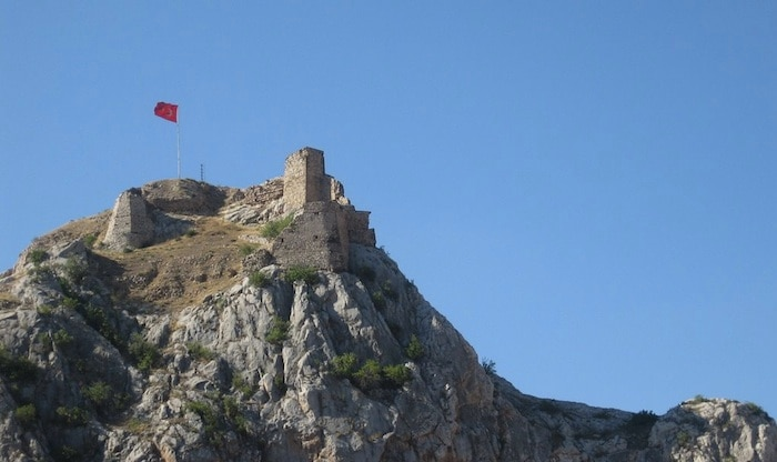 Dracula's Dungeon Discovered at Tokat Castle
