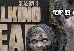 Top 13 Moments The Walking Dead Season 4