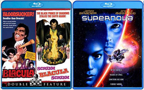 Scream Factory Releasing Blacula and Supernova on Blu-ray