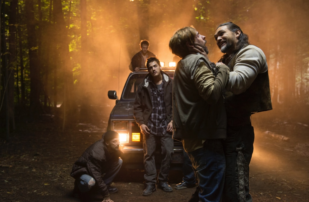 Connor and Carter 1024x672 - Exclusive Interview with David B. Hayter on Wolves