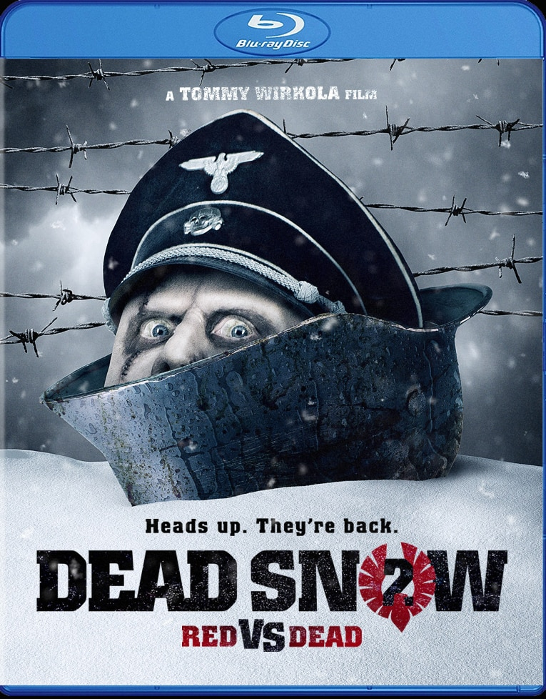 DeadSnow2 BD - Win a Copy of Dead Snow 2: Red vs. Dead on Blu-ray