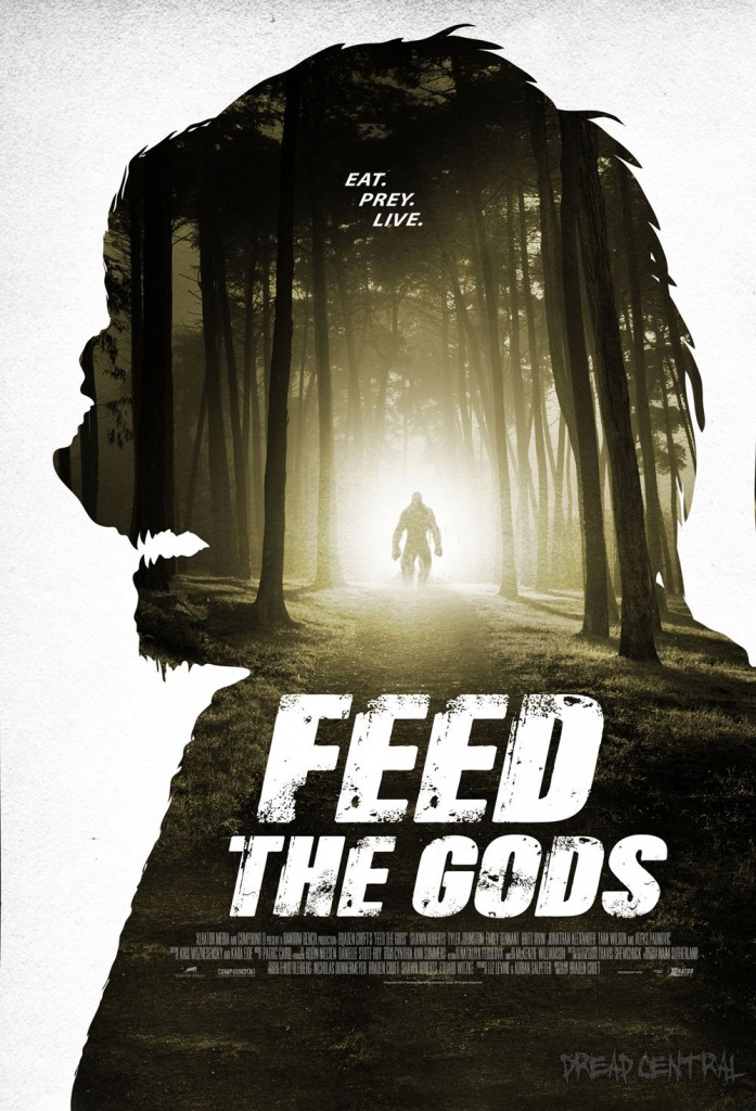 Feed The Gods KA 697x1024 - Feed the Gods Trailer Finds a Hairy Monster