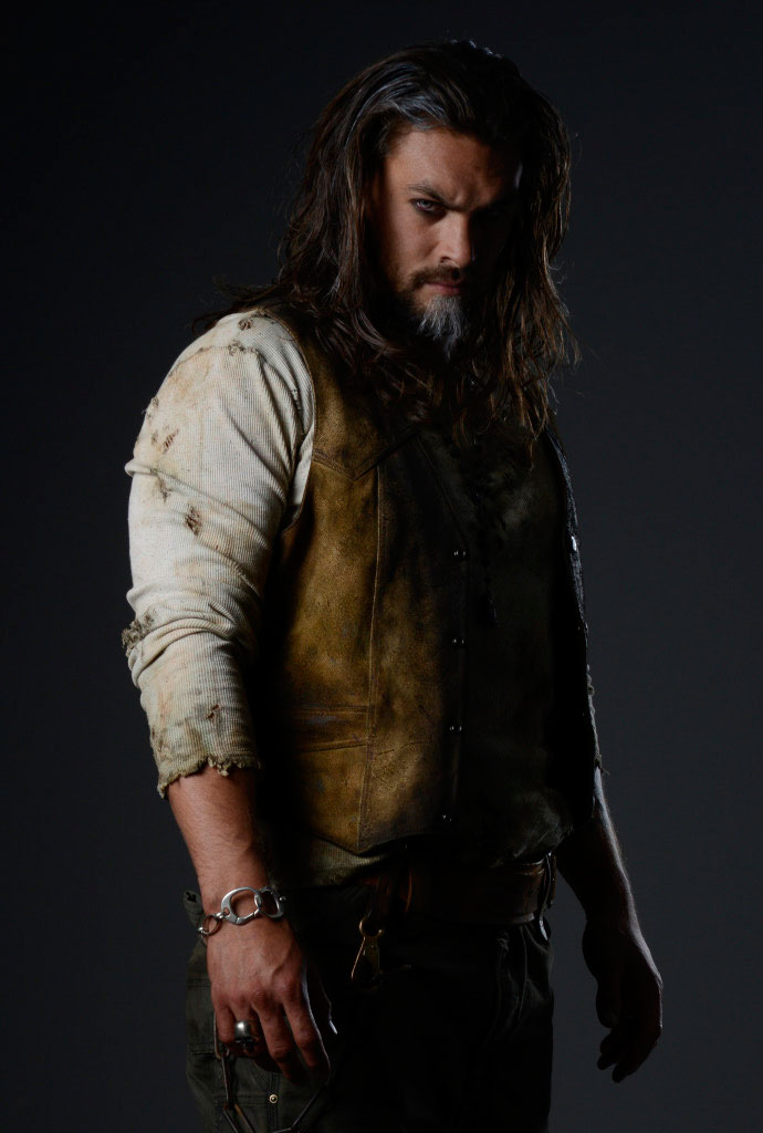 Jason Momoa - Exclusive Interview with David B. Hayter on Wolves