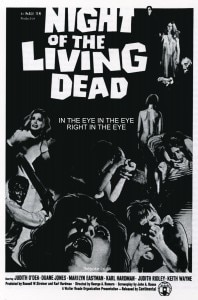 NIght of the living dead1 198x300 - DC Horror Oscars: Horror Movies That Deserved Academy Award Nominations