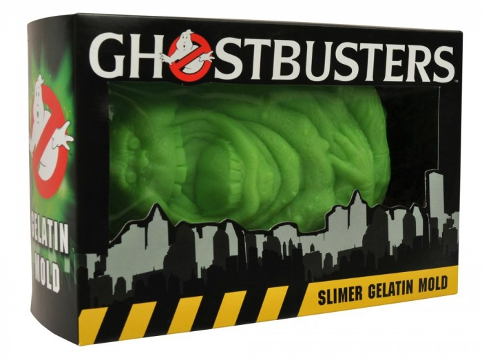 Box of Dread Seventh Box October - Ghostbusters Slimer Front