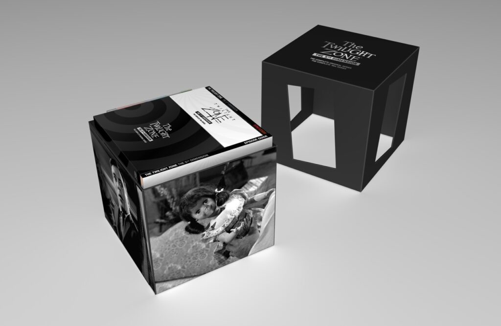 The Twilight Zone: The 5th Dimension Limited Edition Box Set