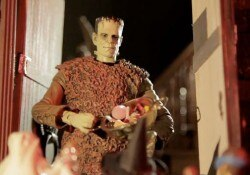 Diamond Select Toys' Universal Monsters Action Figures Star in New Animated Short Film