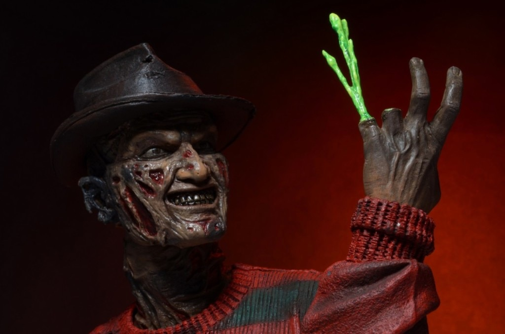 Demon Freddy Toys : Unboxing day neca s ultimate freddy dread central