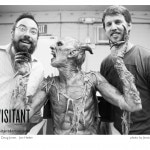 Visitant BTS 2 150x150 - Exclusive Premiere: The Visitant Starring Amy Smart and Doug Jones
