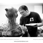 Visitant BTS 3 150x150 - Exclusive Premiere: The Visitant Starring Amy Smart and Doug Jones