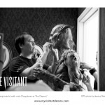 Visitant BTS 5 150x150 - Exclusive Premiere: The Visitant Starring Amy Smart and Doug Jones